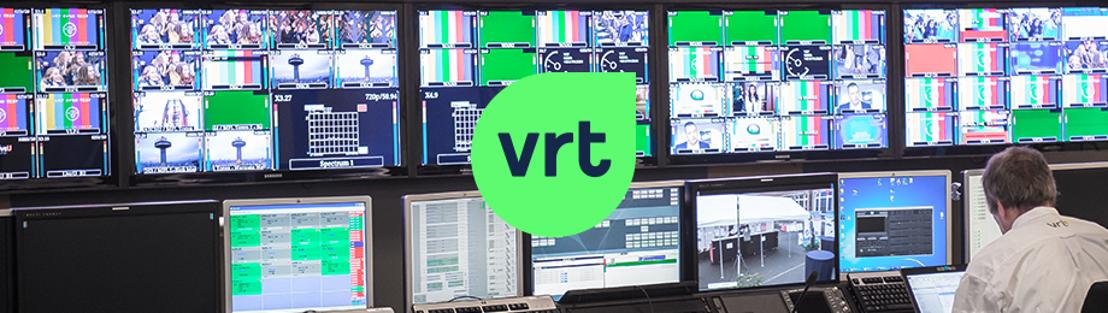 Belangrijke programmawijzigingen bij de VRT-netten