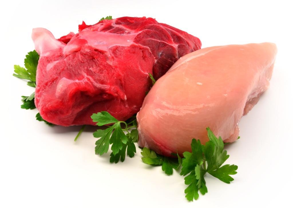 Il pollo contiene ferro come la carne rossa