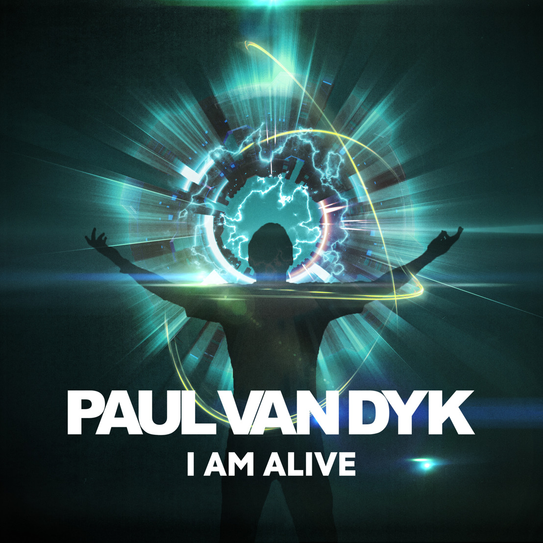 Paul van Dyk Releases New Song, I AM ALIVE