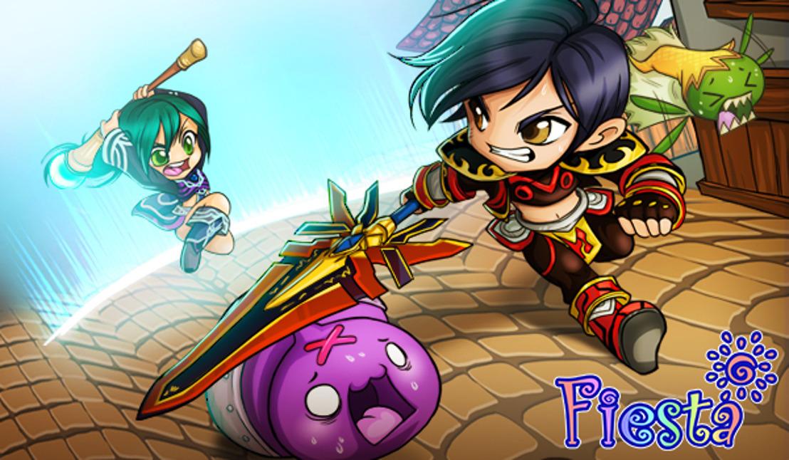 Fiesta Online gets a (battle) royale update!
