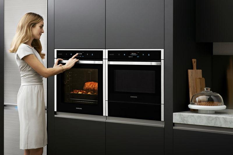 Nederlander omarmt technologie in de keuken - slimme oven favoriet