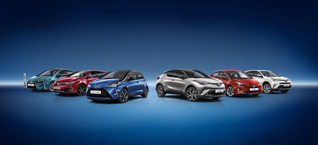 Toyota en Lexus helemaal klaar voor WLTP
