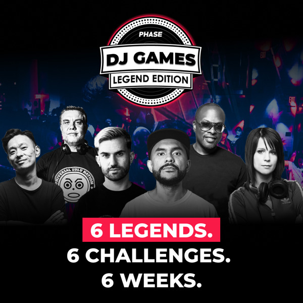 Preview: Phase DJ Games - Legend Edition:
