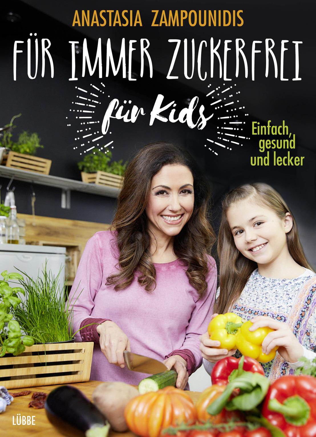 Zuckerfrei und gesund durch den Alltag: Lesung mit Anastasia Zampounidis bei Hugendubel