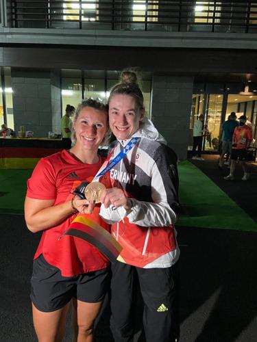 El bronce une a Volkswagen con el Judo en Tokio 2020; la firma alemana celebra la victoria de su colaboradora Giovanna Scoccimarro