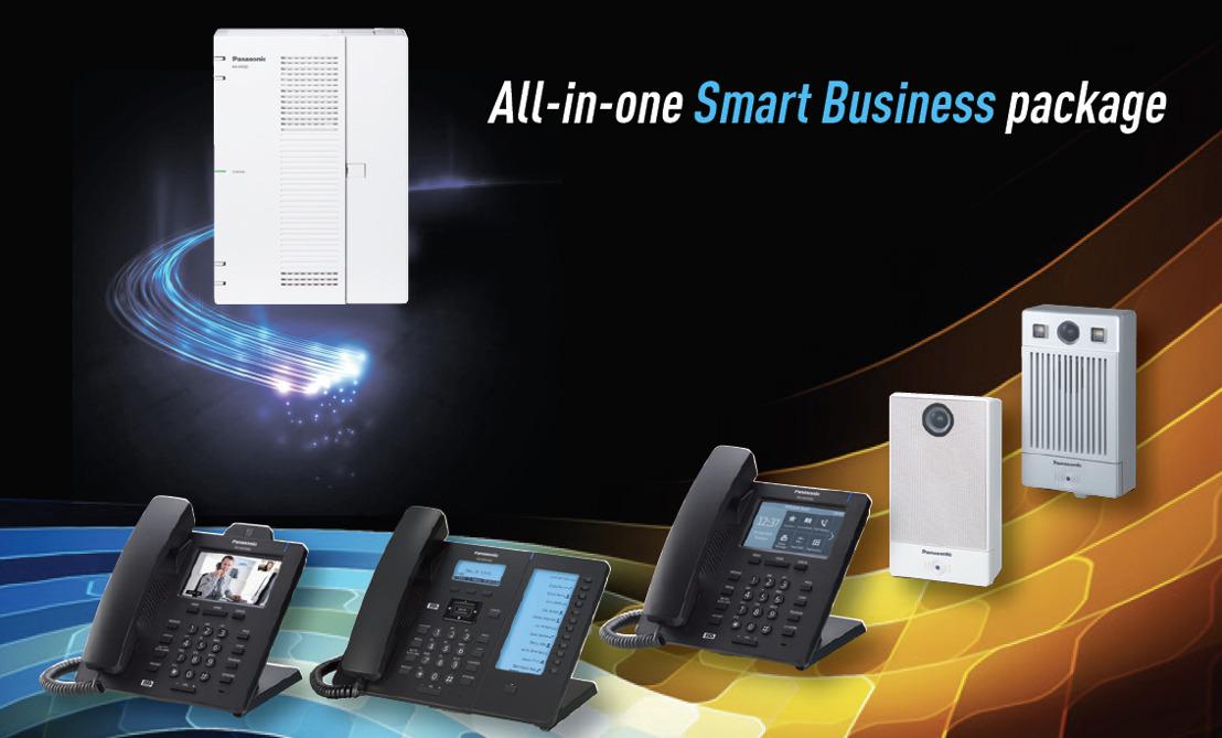 """Panasonic KX- HTS32: Solución de comunicaciones """"All-in-one"""" para PyMEs"""