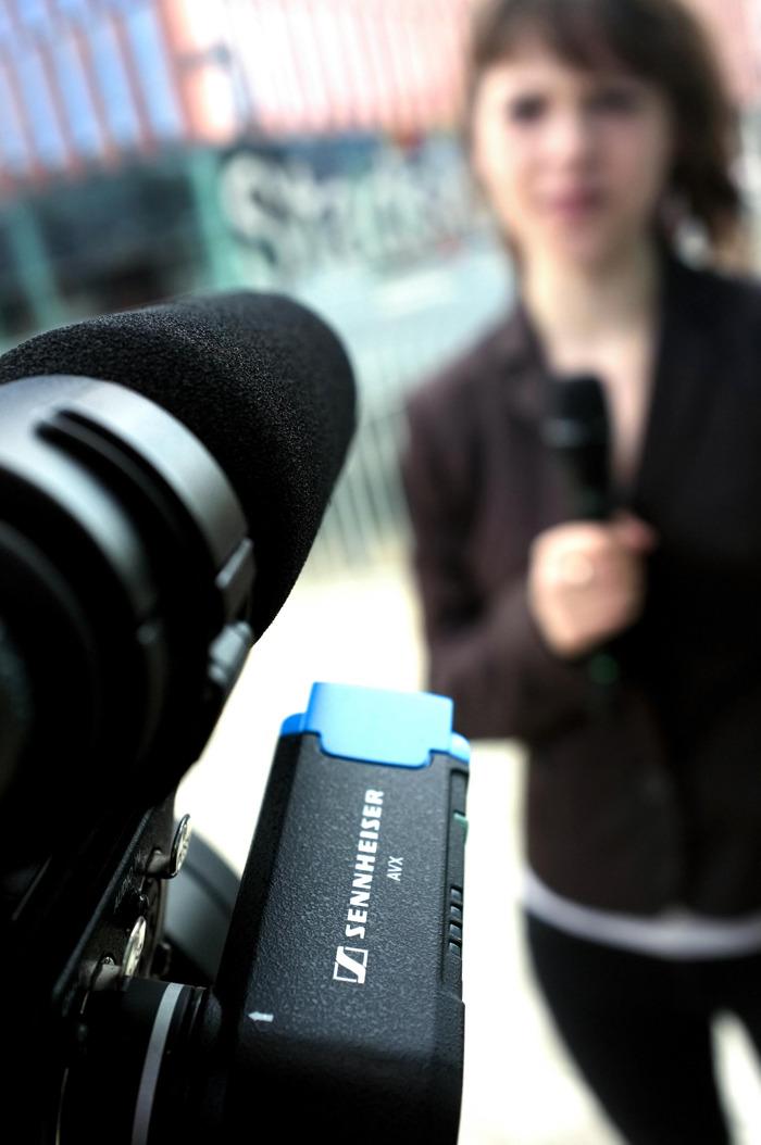 Для журналистов, блогеров и кинематографистов