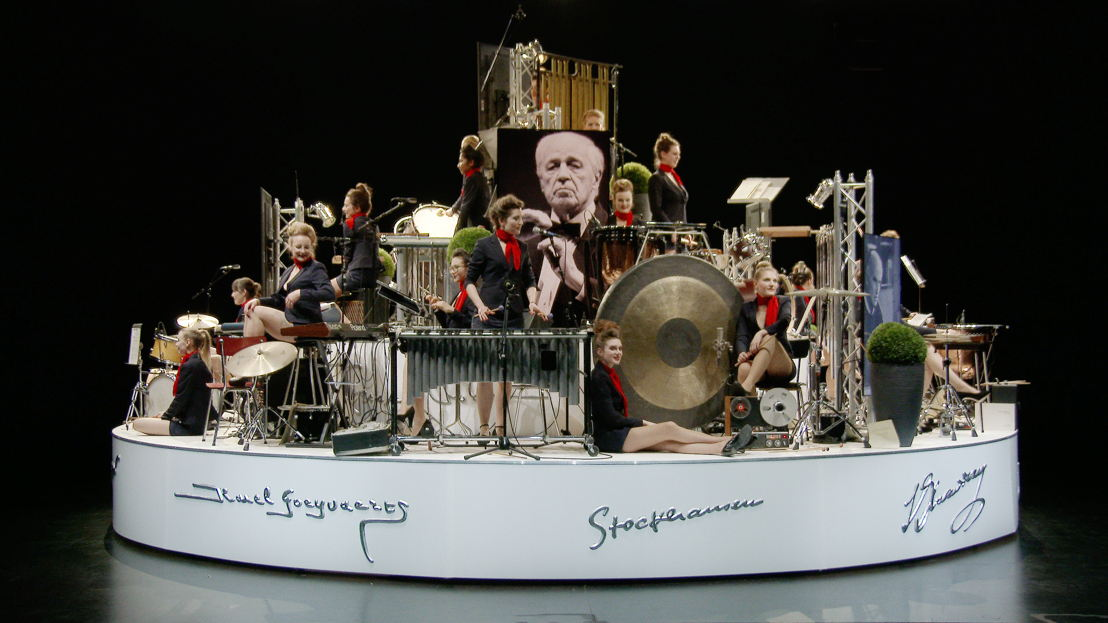 Serial Drummer Girls - Koen Theys