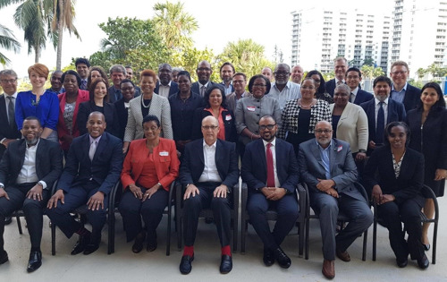 Scaling up the Caribbean Catastrophe Risk Insurance Facility CCRIF SPC to Meet the Region's Needs
