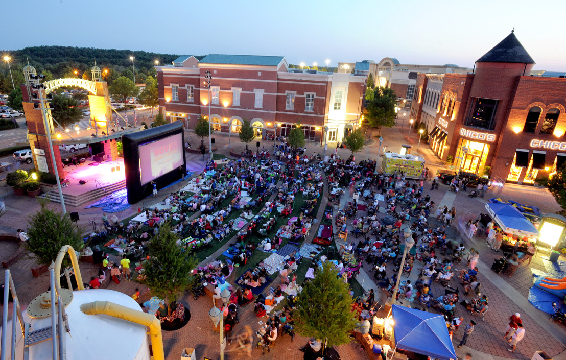 'Movies Under The Stars' summer series returns to Mall of Georgia  beginning Saturday, May 28