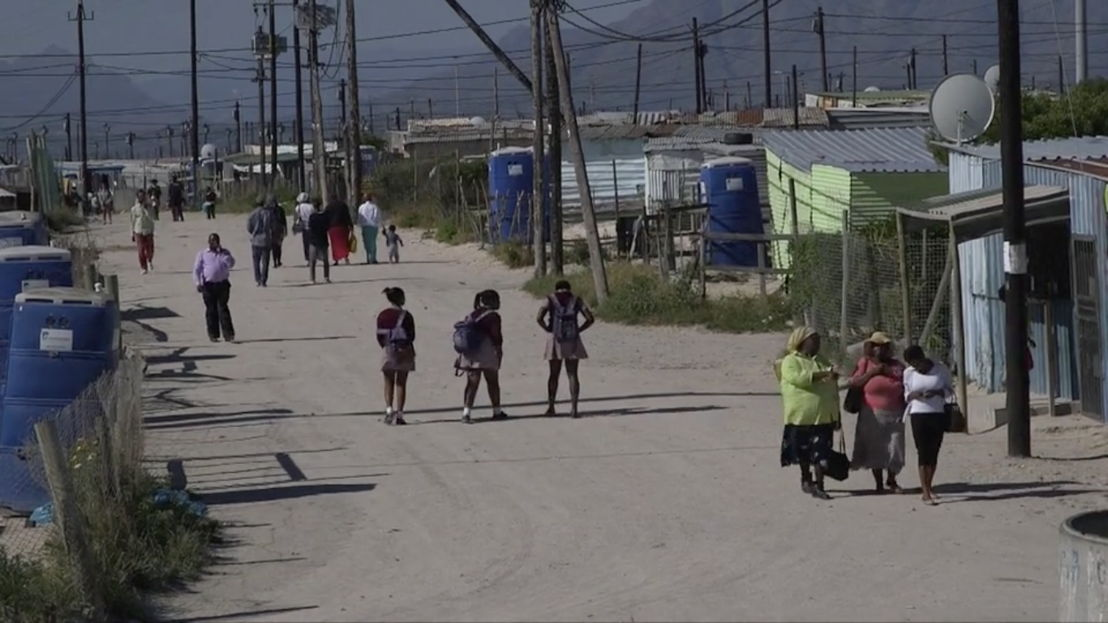 4 x 7 - Een toekomst in de townships - (c) De Chinezen