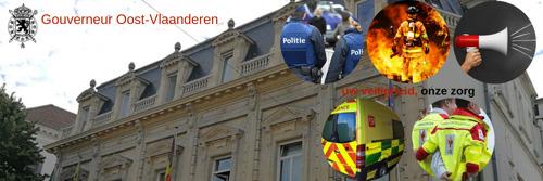 Provincie Oost-Vlaanderen organiseerde 23ste Verkeersveilige nacht 29 - 30 november 2019