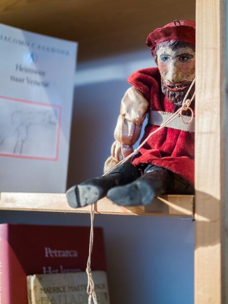 Preview: Museum Vleeshuis toont de voormalige werkkamer van Wannes Van de Velde