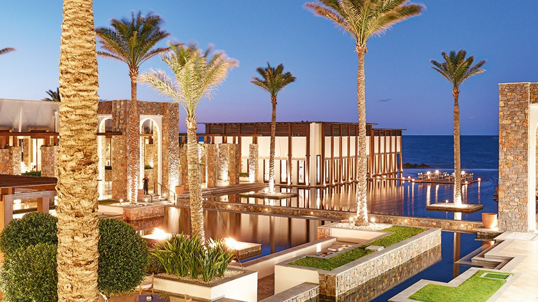 Amirandes, Grecotel Exclusive Resort, Scoops British Airways Award for Excellence