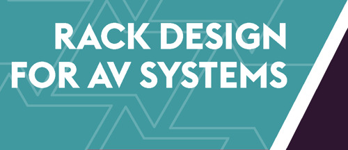 AVIXA lanza el estándar Rack Design for Audiovisual Systems