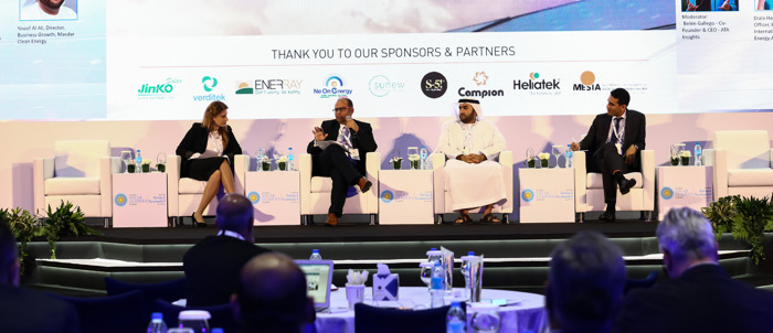 LEADERS IN MENA SOLAR INDUSTRY CELEBRATED AT THE BIG 5 SOLAR
