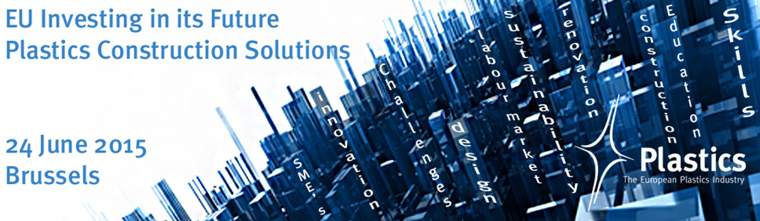INVITATION to the conference: EU Investing in its future – Plastics construction solutions!