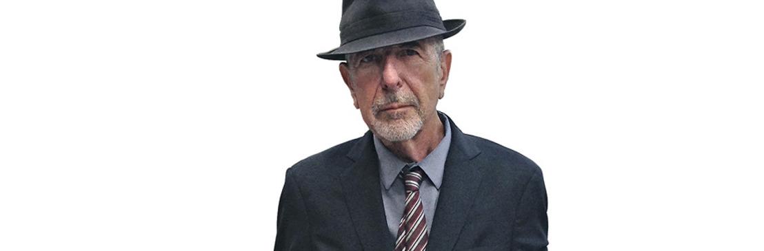 Leonard Cohen zoekt muur voor kunstwerk