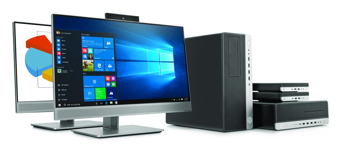HP Inc. propose de nouveaux ordinateurs de bureau et systèmes tout-en-un extrêmement performants