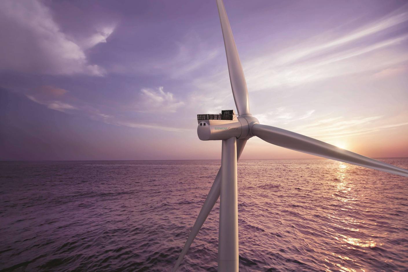 Bouw laatste en grootste offshore windpark in de Noordzee schiet uit de startblokken