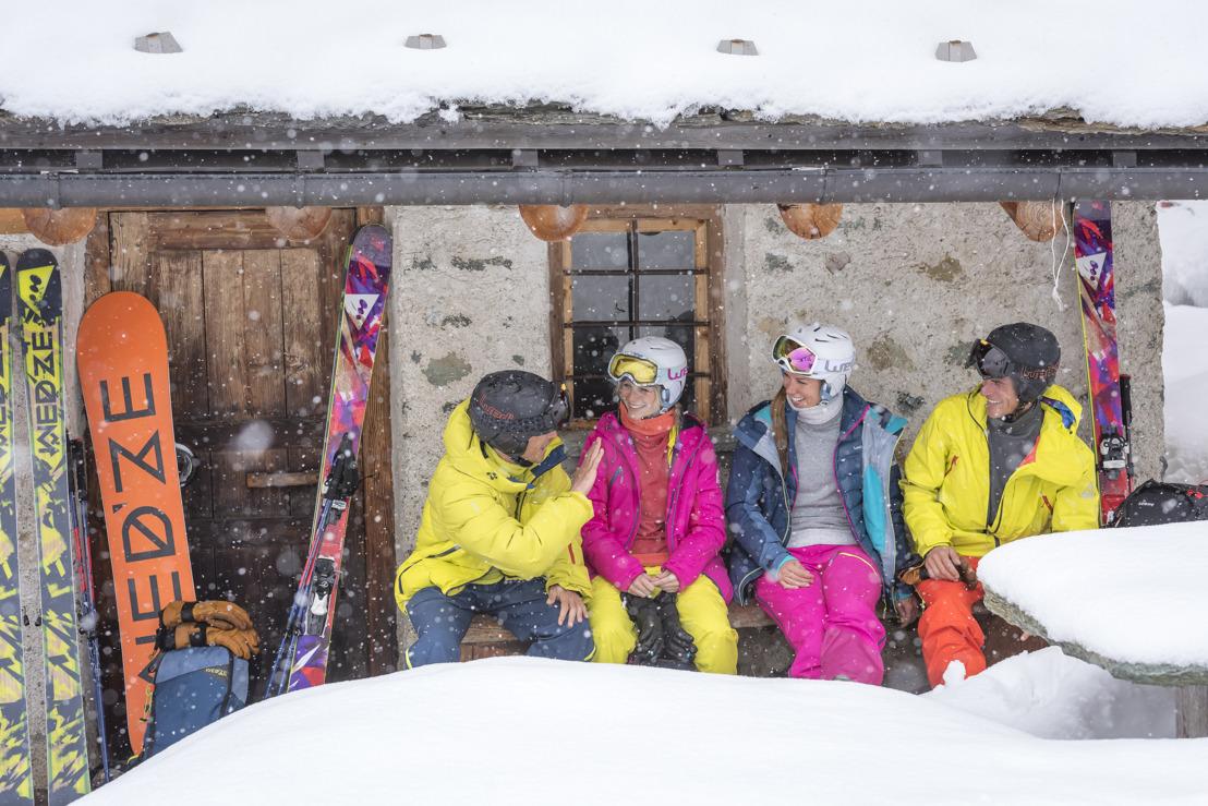 Sneeuwpret met Decathlon