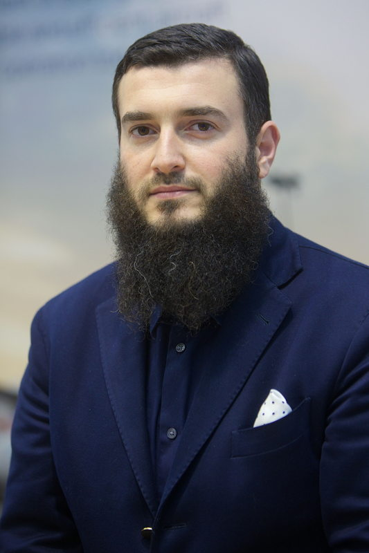 Jeyhun Efendi, Senior Vice President Commercial Operations (UAE, Middle East, Europe & CIS)