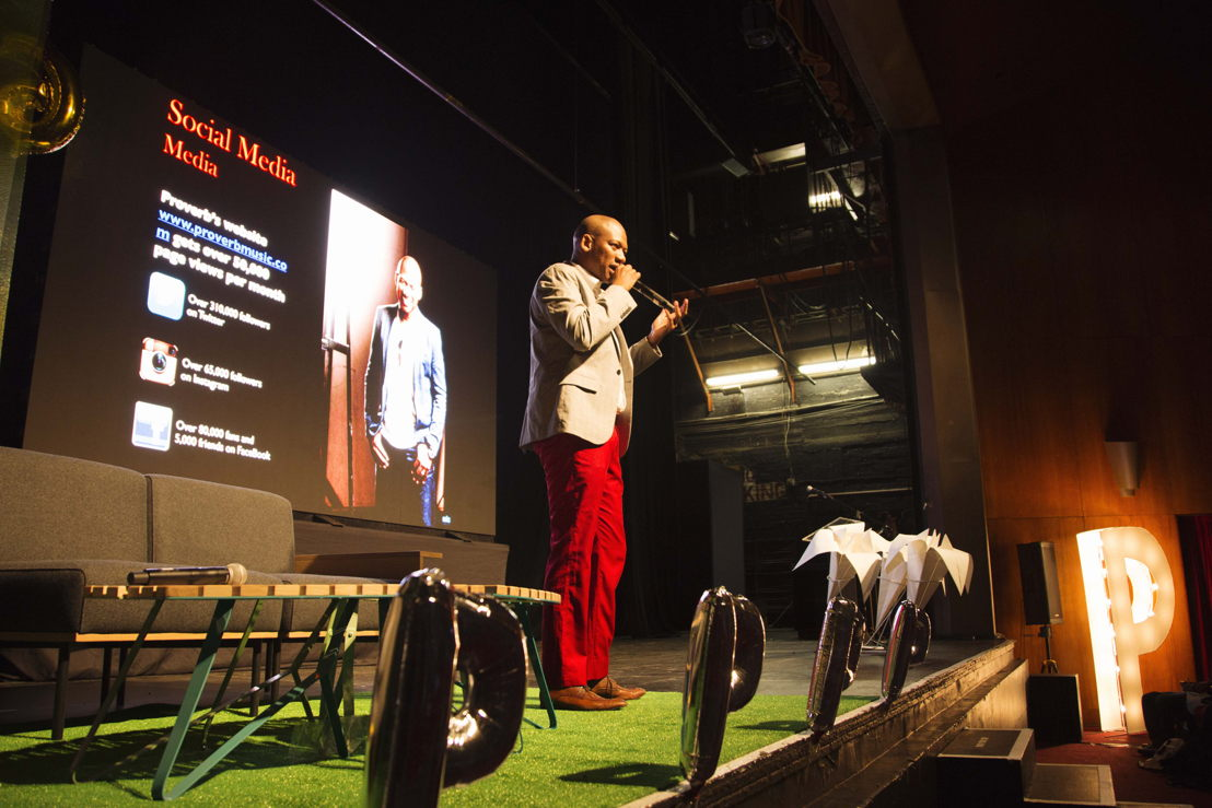 MC, entrepreneur and TV personality ProVerb shares his story of building his personal brand.