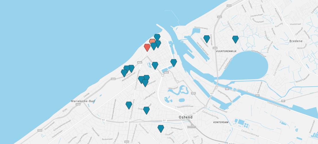 Kunstenfestival The Crystal Ship meert aan in Oostende