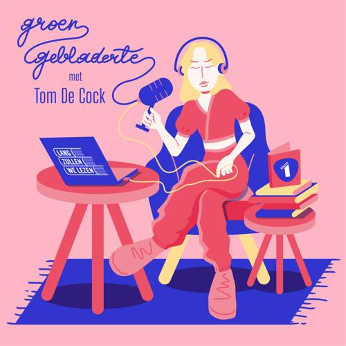 VRT richt opnieuw schijnwerpers op jong, literair talent met de podcastreeks 'Groen Gebladerte'