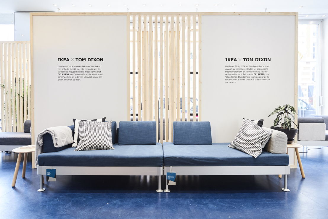 DELAKTIG GALLERY BY IKEA