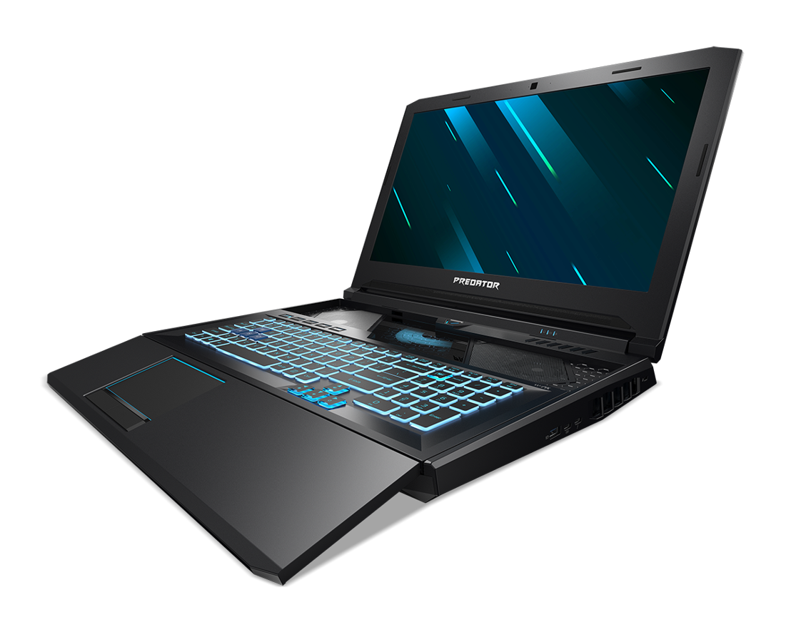 Acer Introduces the Predator Helios 700 Notebook with Unique HyperDrift Keyboard for Increased Thermal Performance