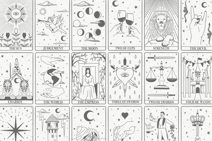 "Preview: Pareti magiche con la collezione ""Mystical"" di MuralsWallpaper"