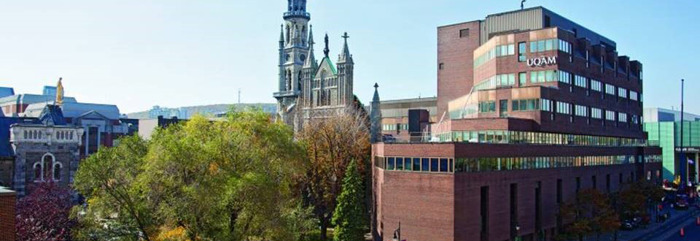SpeechLine Digital Wireless kommuniserer med hele Quebec-universitetet i Montreal