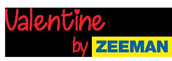 Betaalbare Valentijntjes voor je kids van Zeeman!