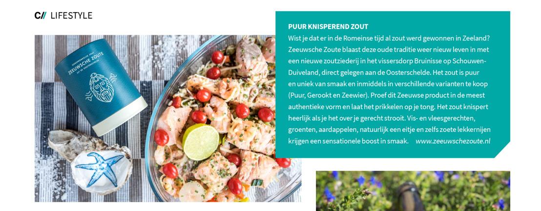 Zeeuwsche Zoute in Contacta.nl Magazine