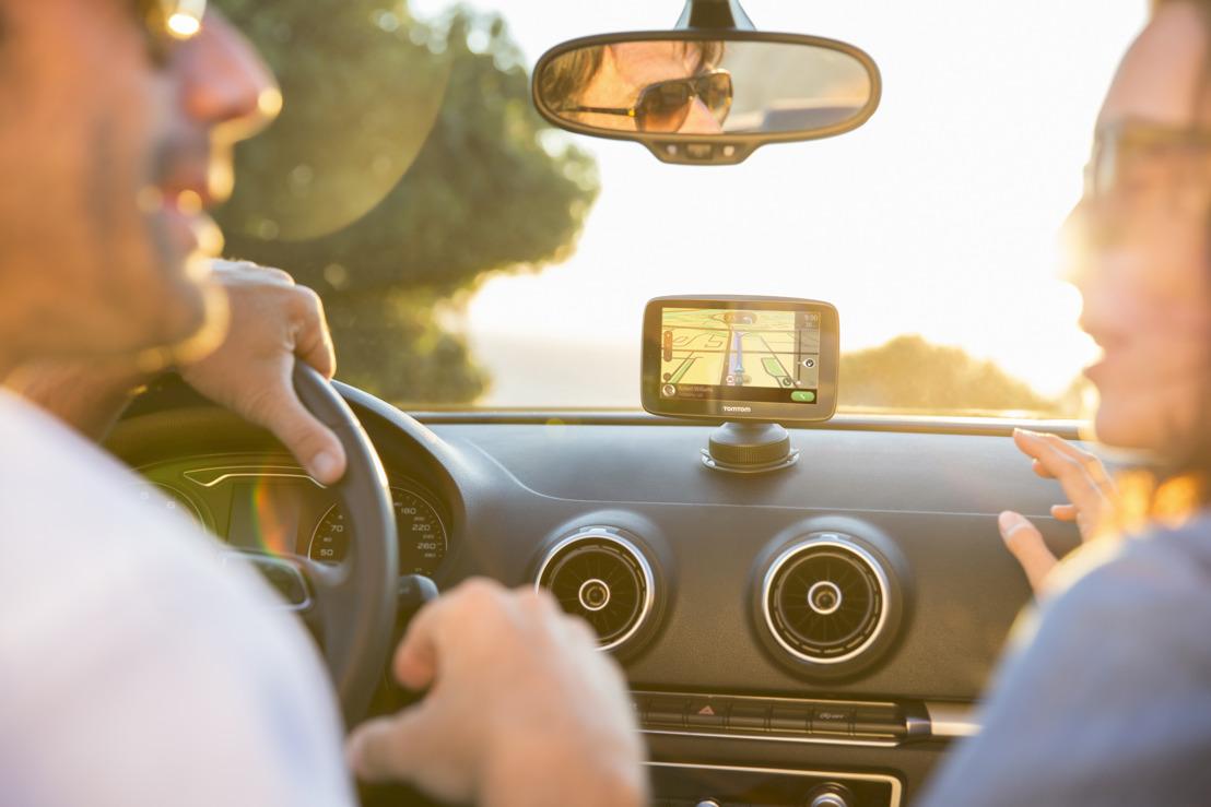 TomTom lance la nouvelle génération de ses GPS TomTom GO