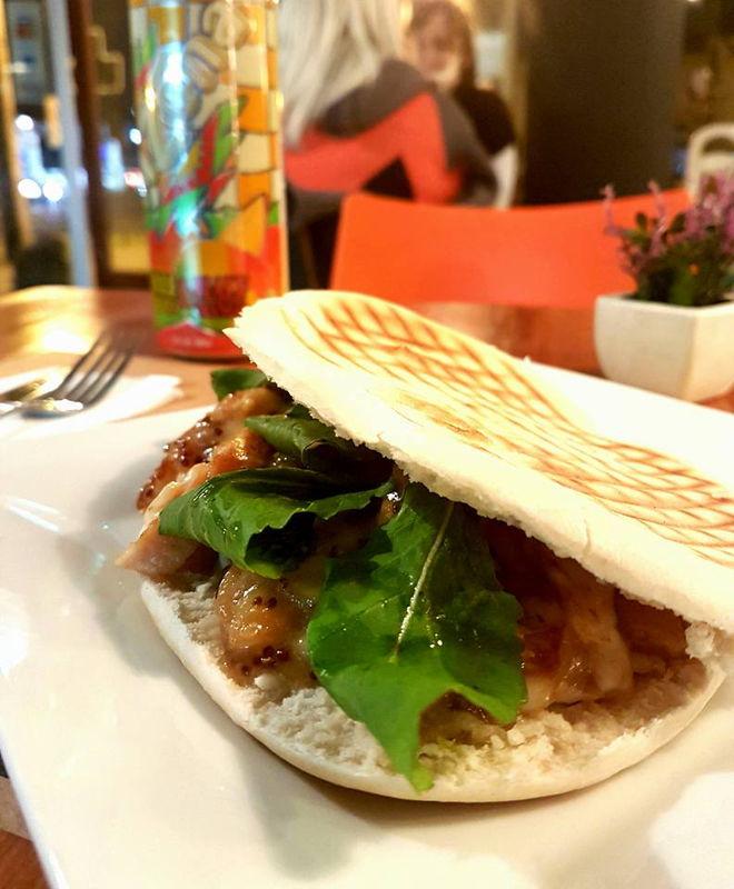 Sandwich griego