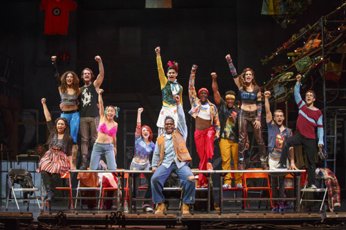 "Lottery Announced for $25 Pit Section and Front Orchestra Seats for the ""RENT"" 20th Anniversary Tour at the Fox Theatre"