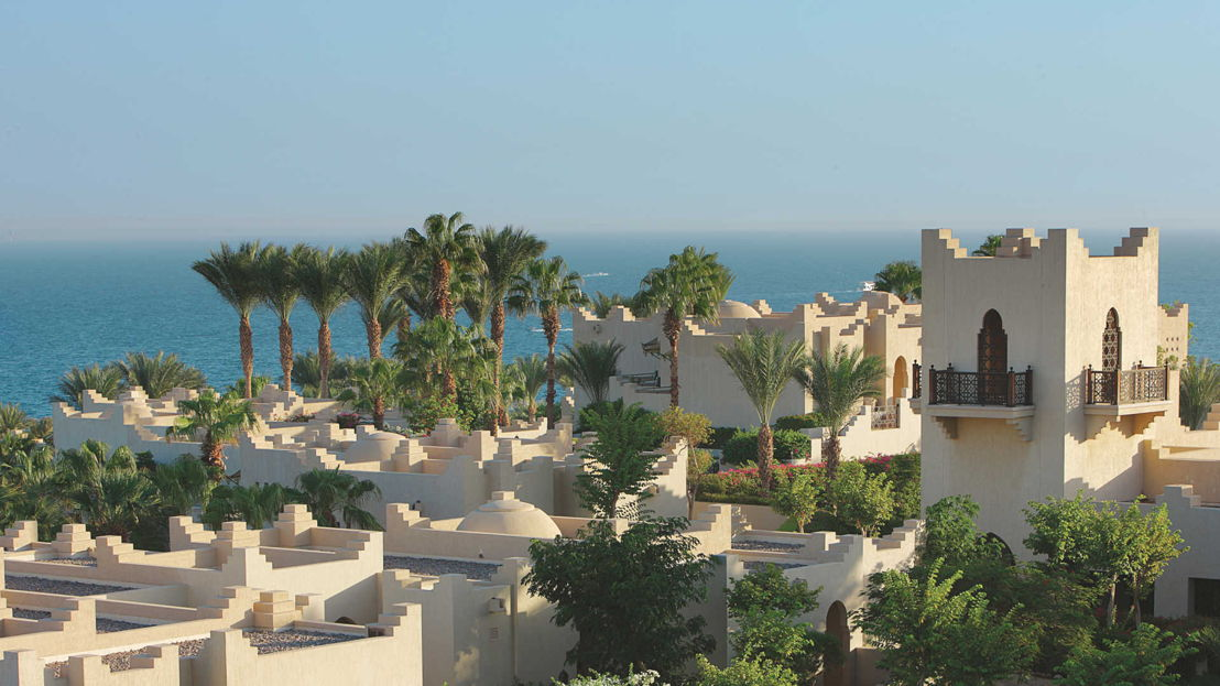 The Four Seasons Resort in Sharm El Sheikh