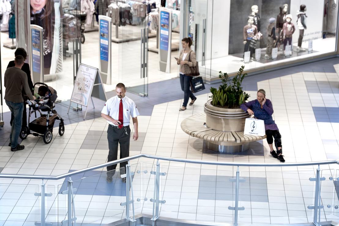 20% minder winkeldiefstallen in eerste helft van 2017