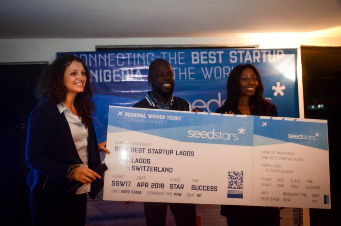 Medsaf named most promising startup in Nigeria at Seedstars Lagos