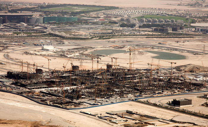 USD 3.7 TRILLION WORTH OF PLANNED PROJECTS IN THE MENA REGION ATTRACT INTERNATIONAL CONSTRUCTION COMPANIES TO THE BIG 5