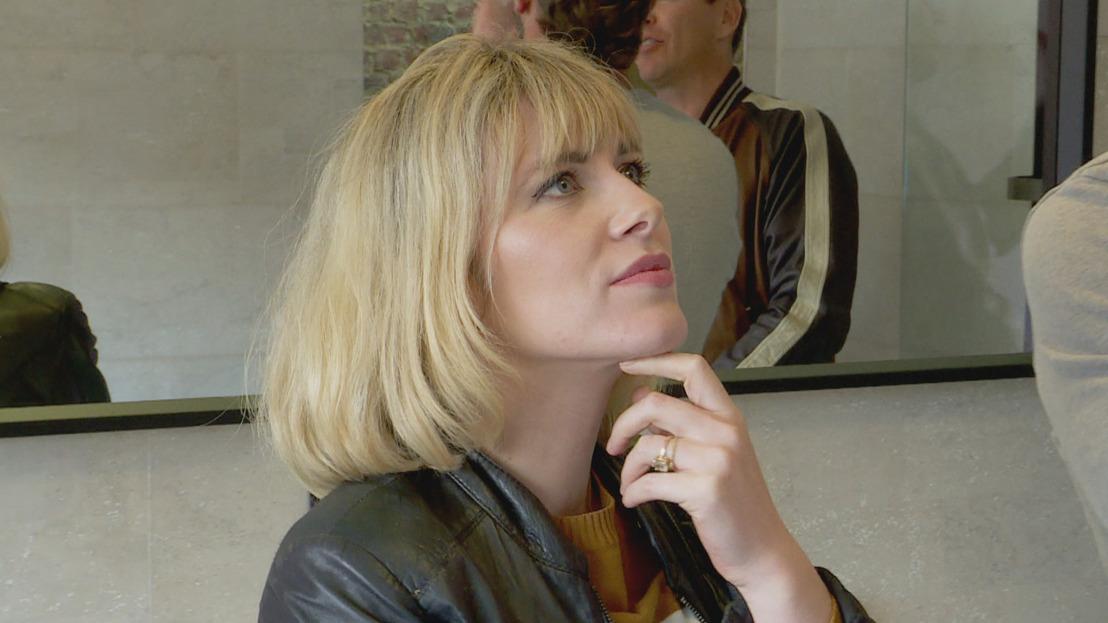 Véronique Leysen is badkamerspecialiste van dienst in Ons Eerste Huis