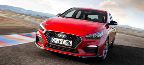 Hyundai i30 et i30 Fastback N-Line : la nouvelle note sportive dans la catégorie compacte
