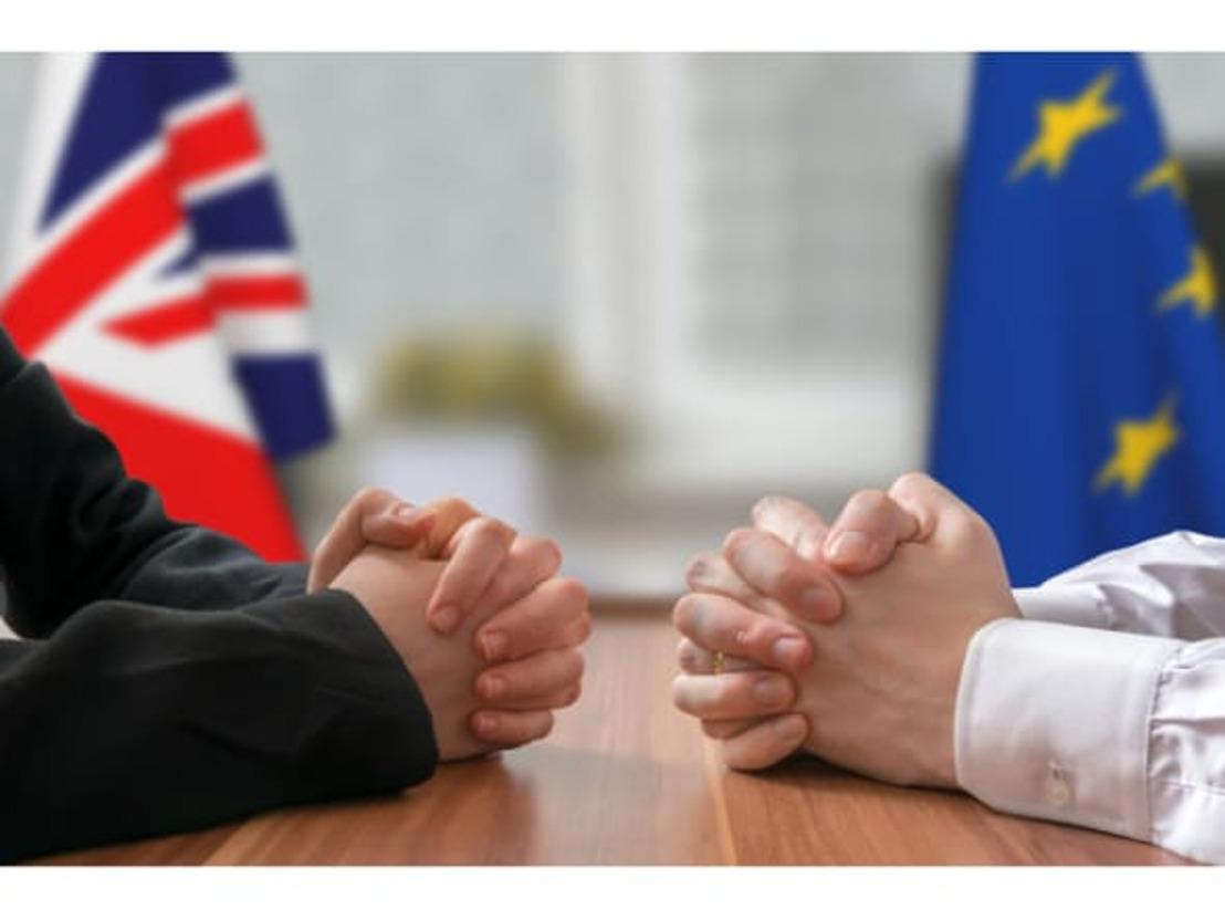 Verlenging brexitonderhandelingen noodzakelijk om brexitdrama bovenop coronacrisis te vermijden