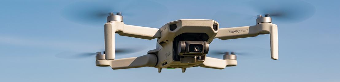 Commerciële markt voor drones breekt in België door