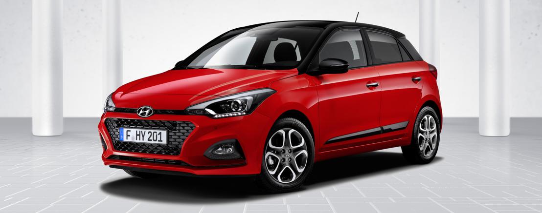 New Hyundai i20: smarter, sicherer und überarbeitetes Design