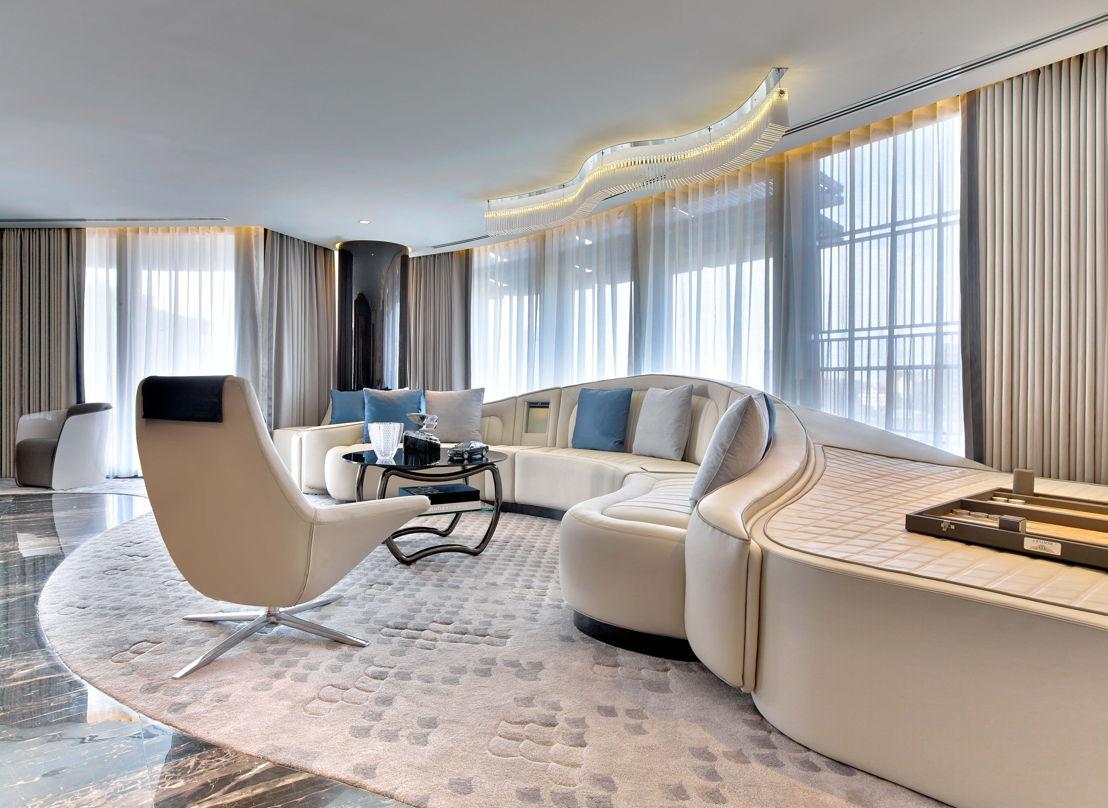 New Bentley Suite