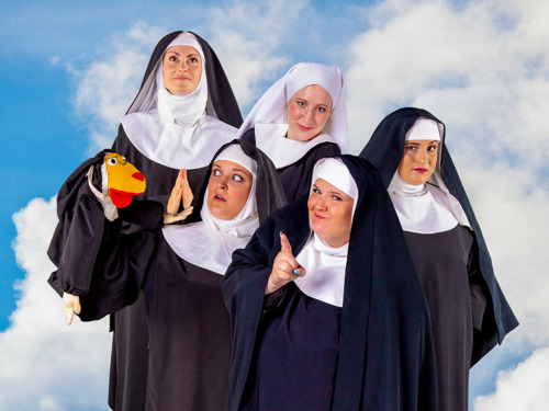 Marietta Theatre Company opens second season with Nunsense, August 17 – September 1