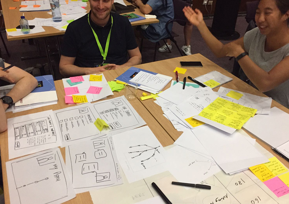 Hands-on Design Sprints